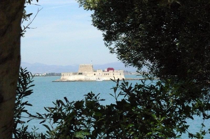 Крепость Бурдзи, замки Греции