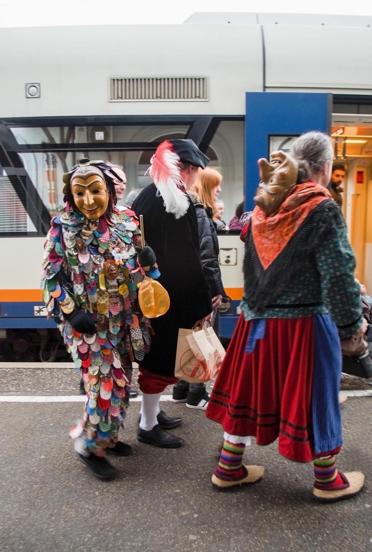 Алеманнский карнавал. Местные традиции Шварцвальда