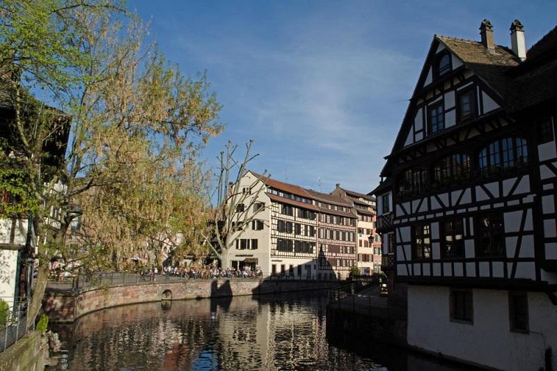 Средневековый Страсбург. Экскурсия по городу