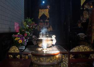 Храм в Донглонг в Гаосюне