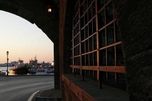 Ворота к порту Мандраки