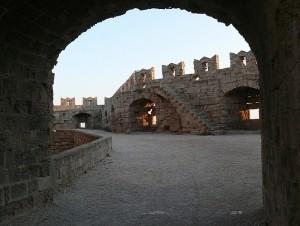 Крепость рыцарей-иоаннитов, Родос